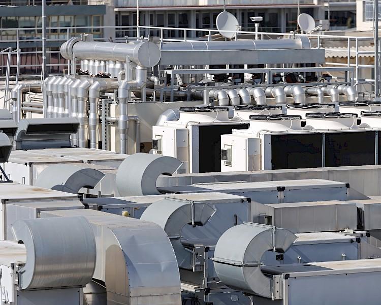 Obsługa systemów wentylacyjnych i klimatyzacyjnych