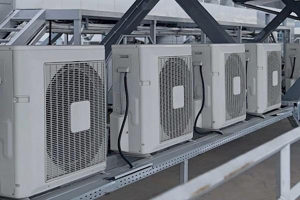 Instalacja klimatyzatorów