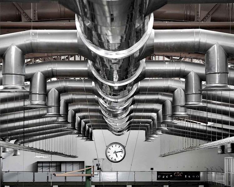 Instalacja wentylacji i klimatyzacji